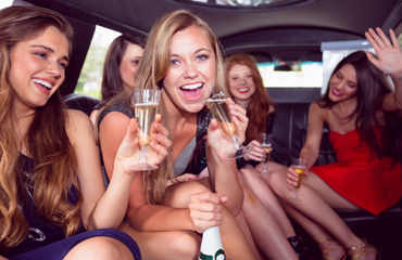 Photo Of Girls' Night Out With Limousine Service - Armonk Limousine