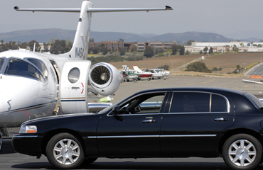 Photo Of Airport Transportation Sedan - Armonk Limousine